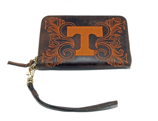 Gameday University of Tennessee Wristlet