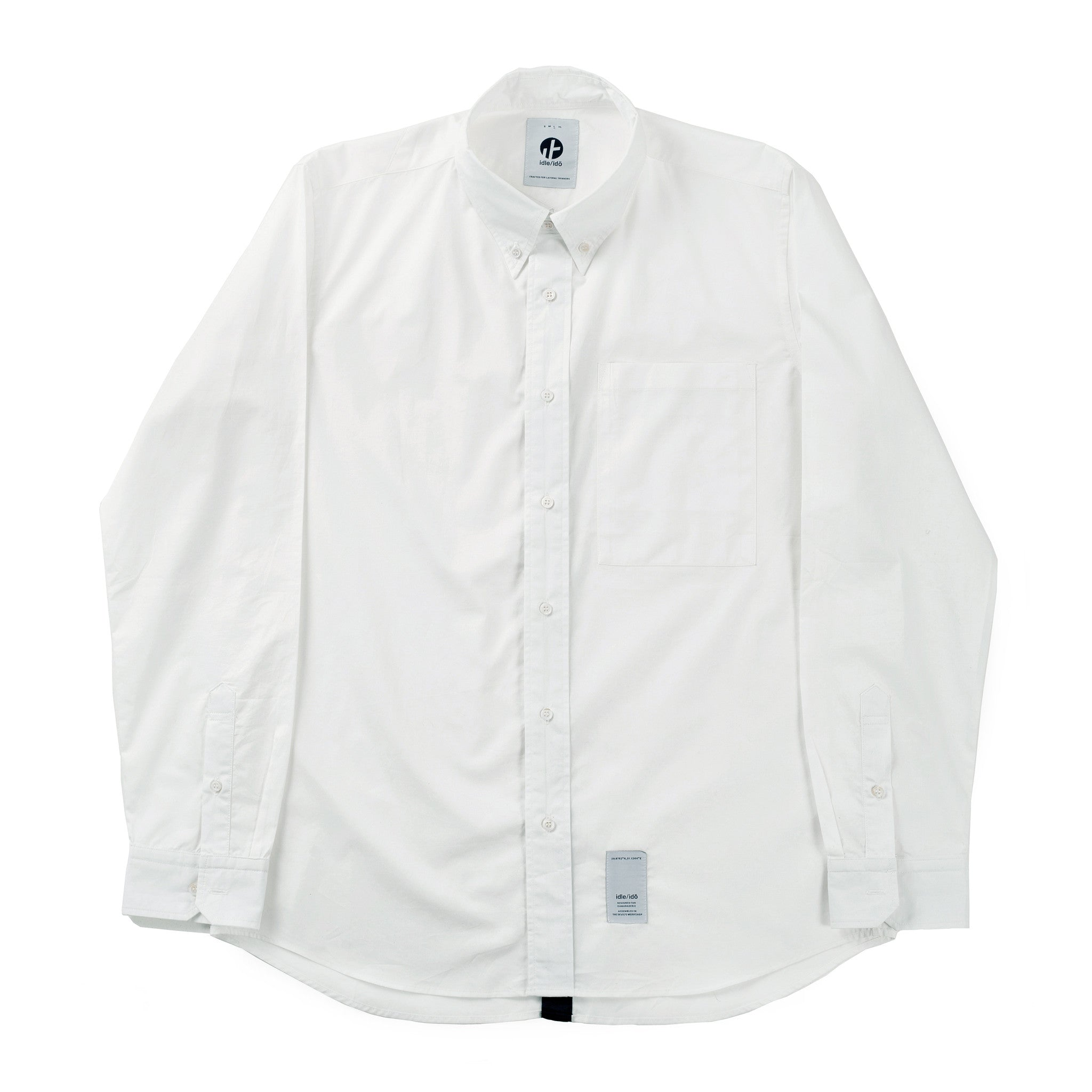 "3. ""Cosmizen"" Button Down Shirt"