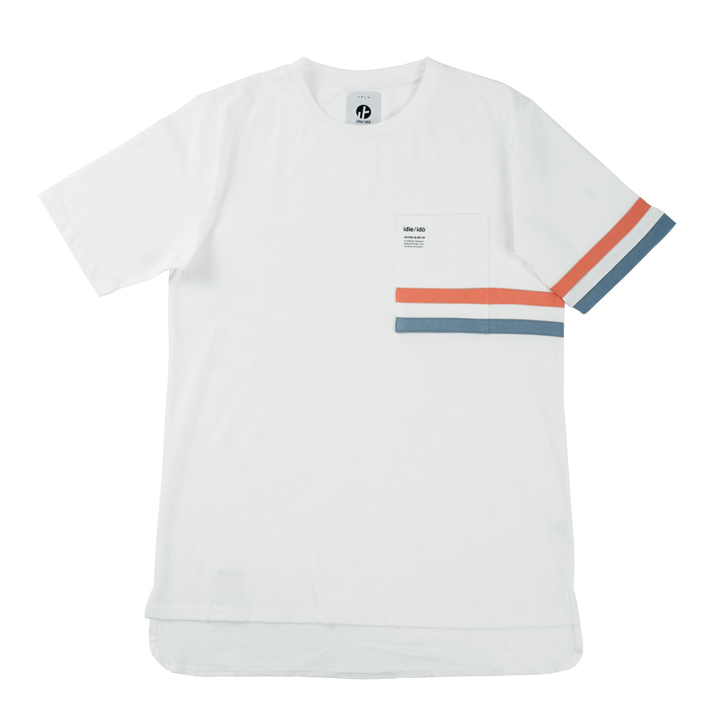 "4. ""Coalition"" Pocket Tee"