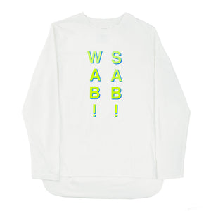 "4. ""WABI-SABI"" Long Sleeve Tee"
