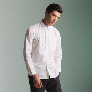 "4. ""Cosmizen"" Button Down Shirt"