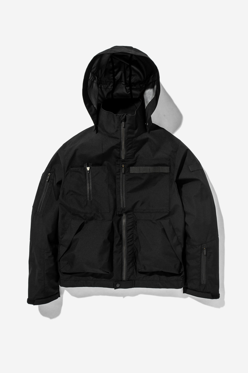 "2. idle/idō x ORBITgear ""OSMOSIS"" Windproof Jacket"