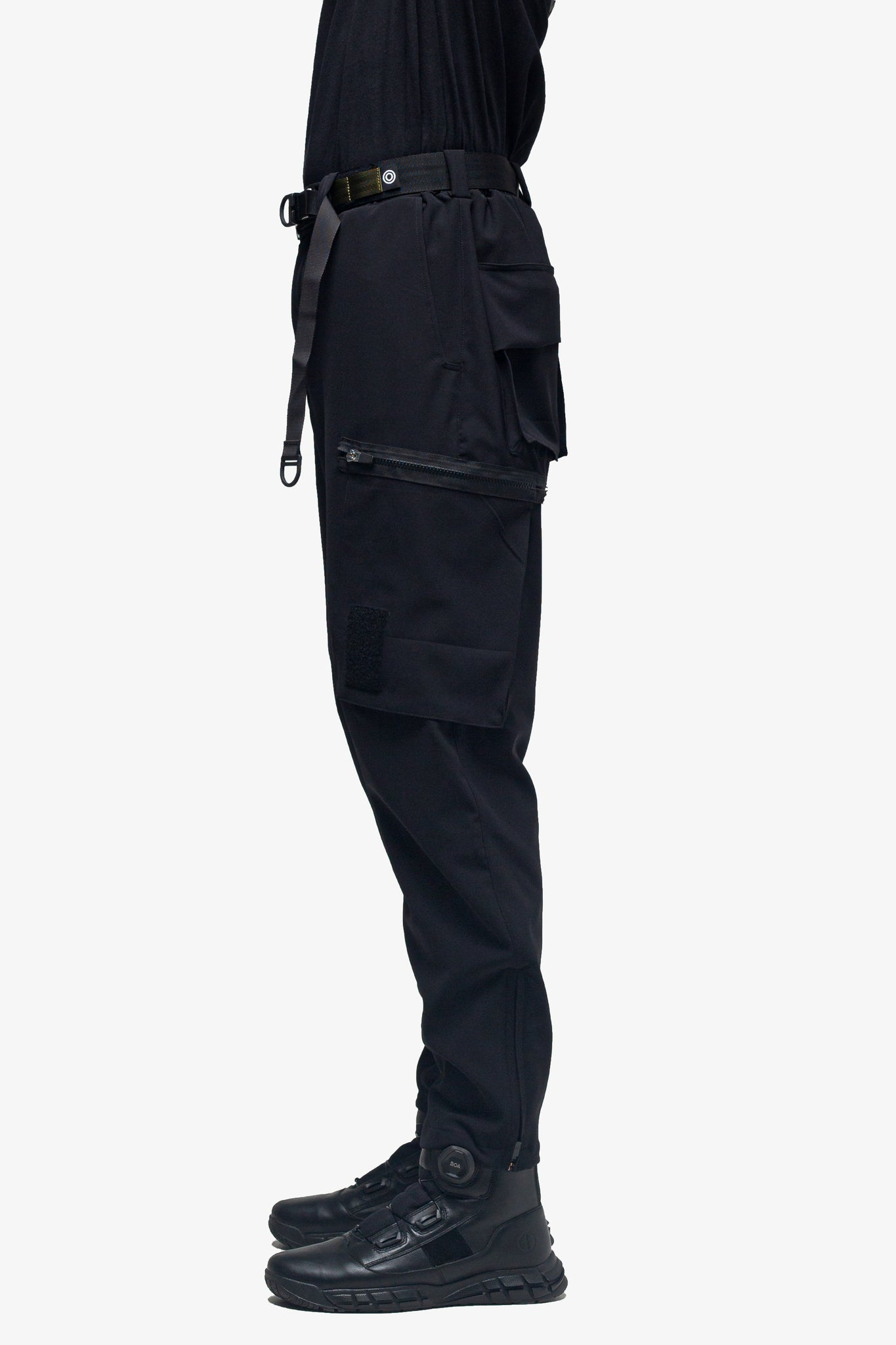 "1. idle/idō x ORBITgear ""BOTTOMLESS"" Pants"