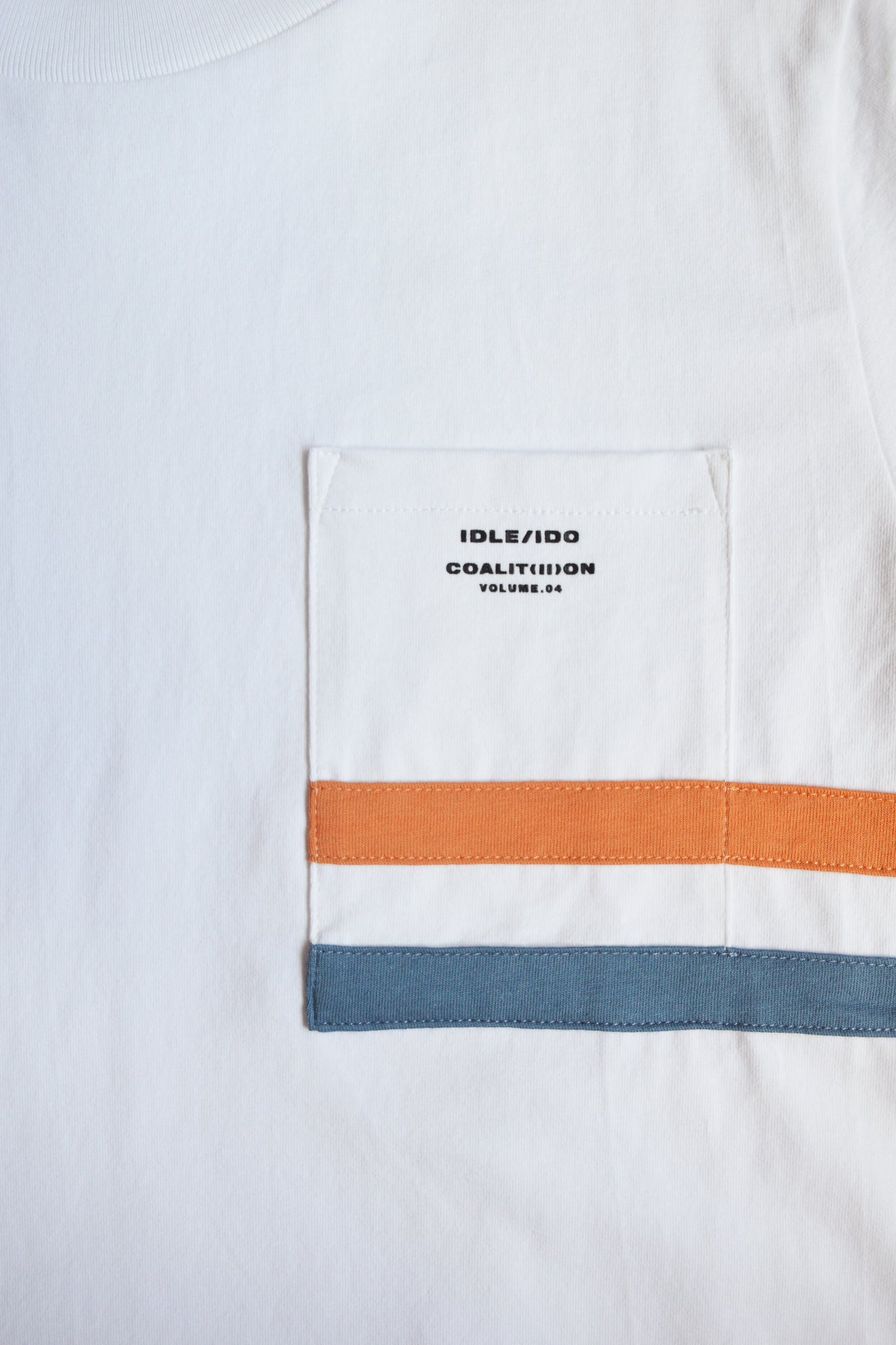 "0. ""Coalition 2.0"" Pocket Tee"