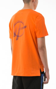 "2. ""Progression"" Orange Tee"