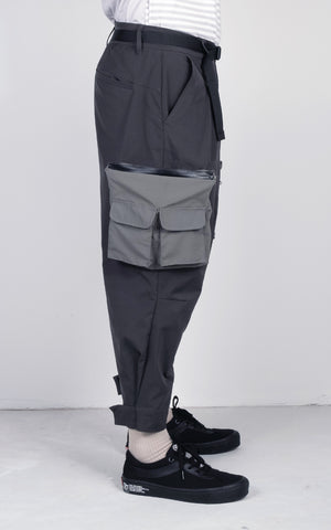 "0. idle/idō x Shurén Projects ""John Doe"" Cargo Pants"