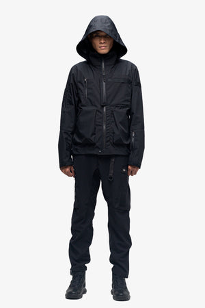 "0. idle/idō x ORBITgear ""OSMOSIS"" Windproof Jacket"