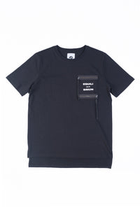"2. ""Fulcrum"" Pocket Zip-T (b)"