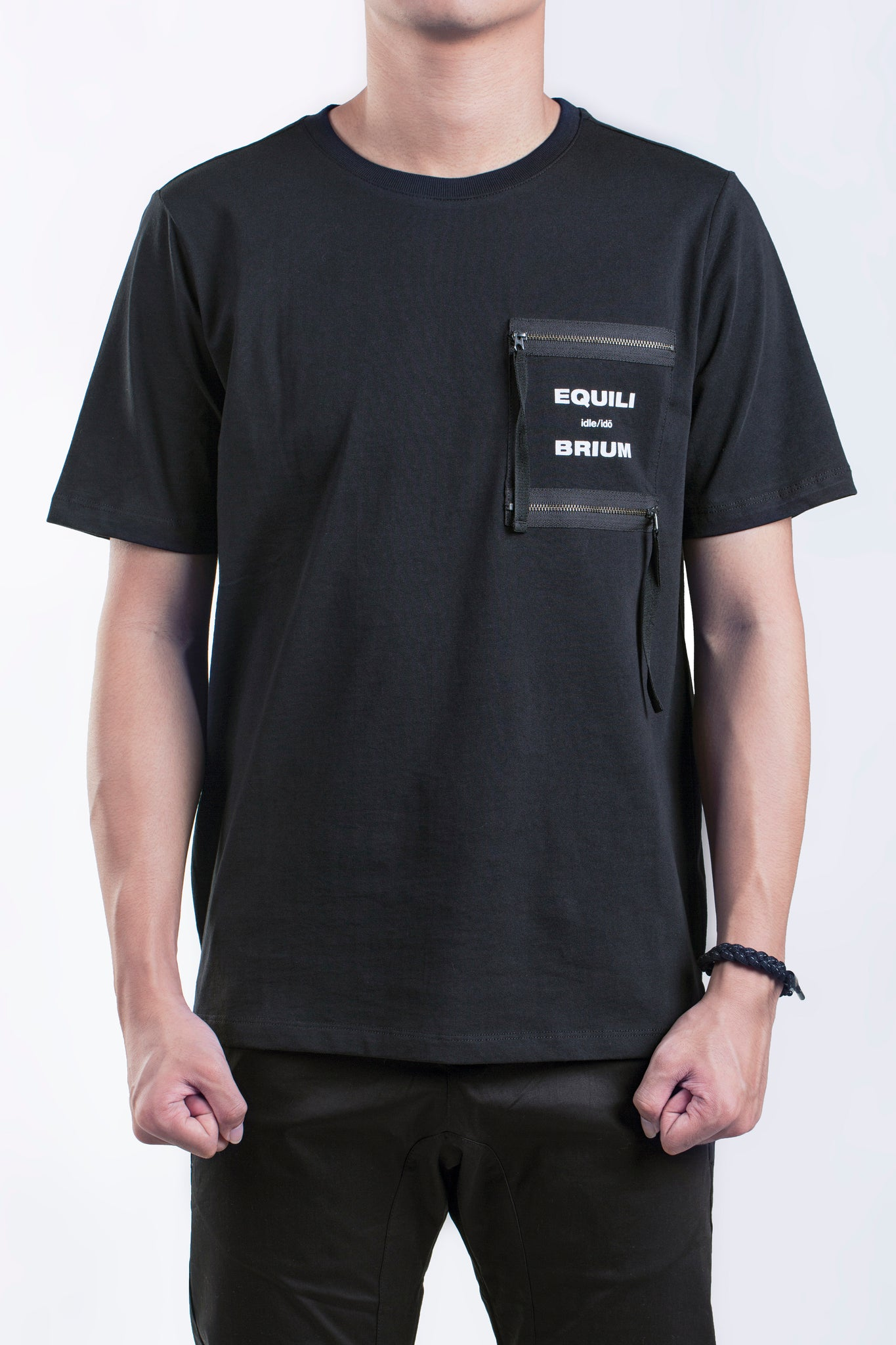 "4. ""Fulcrum"" Pocket Zip-T (b)"