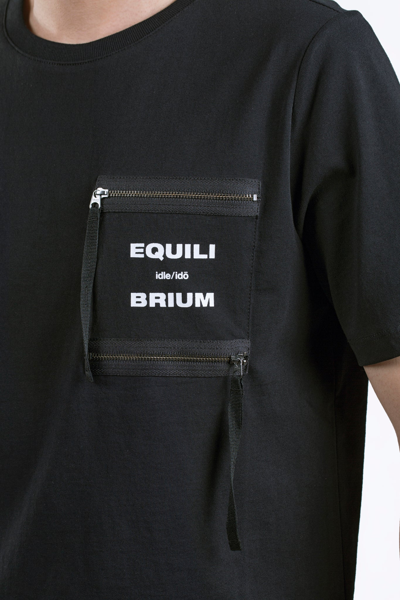 "3. ""Fulcrum"" Pocket Zip-T (b)"