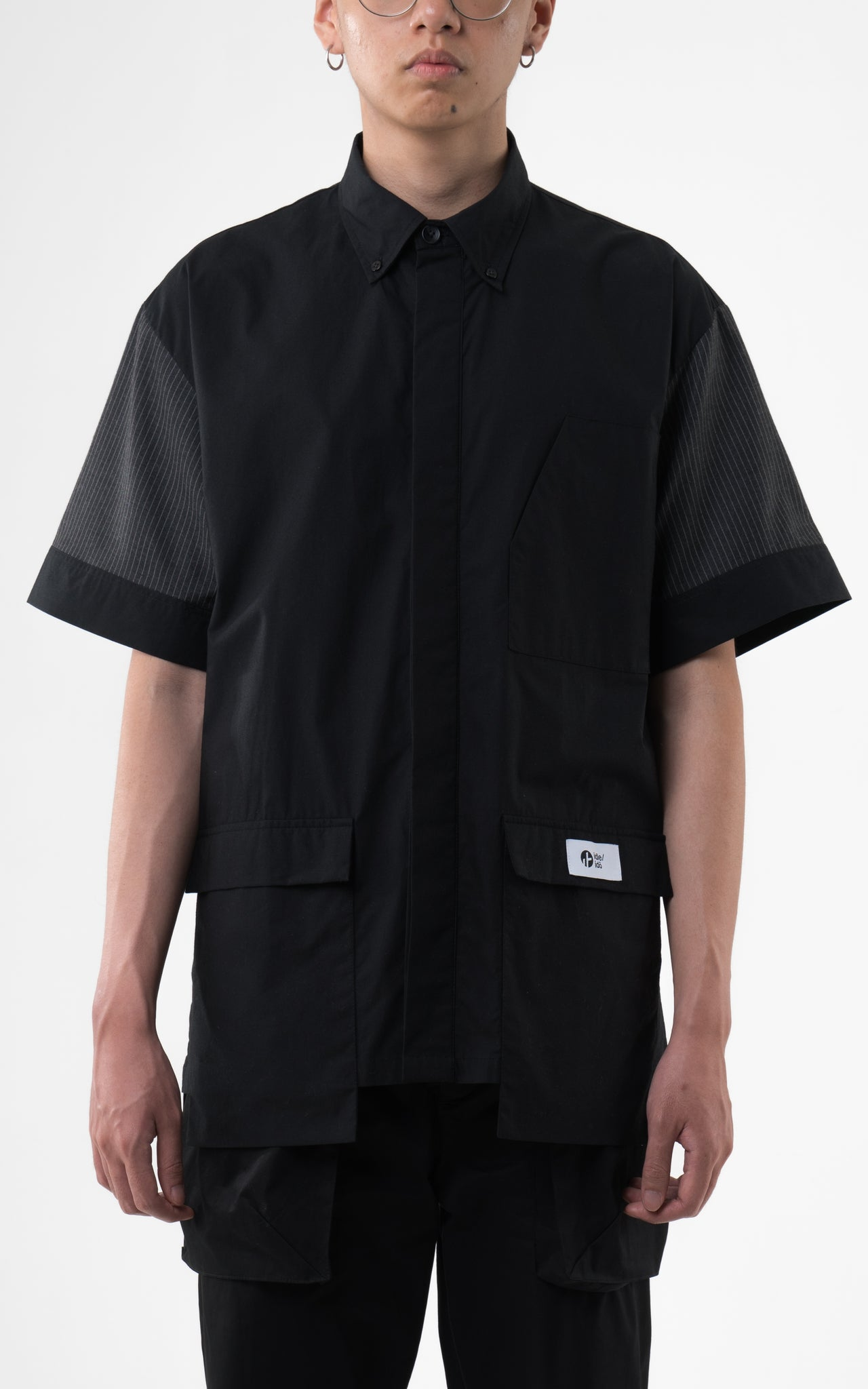 "0. ""Work-Work"" Button Down Shirt"