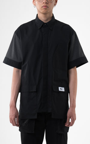 "2. ""Work-Work"" Button Down Shirt"