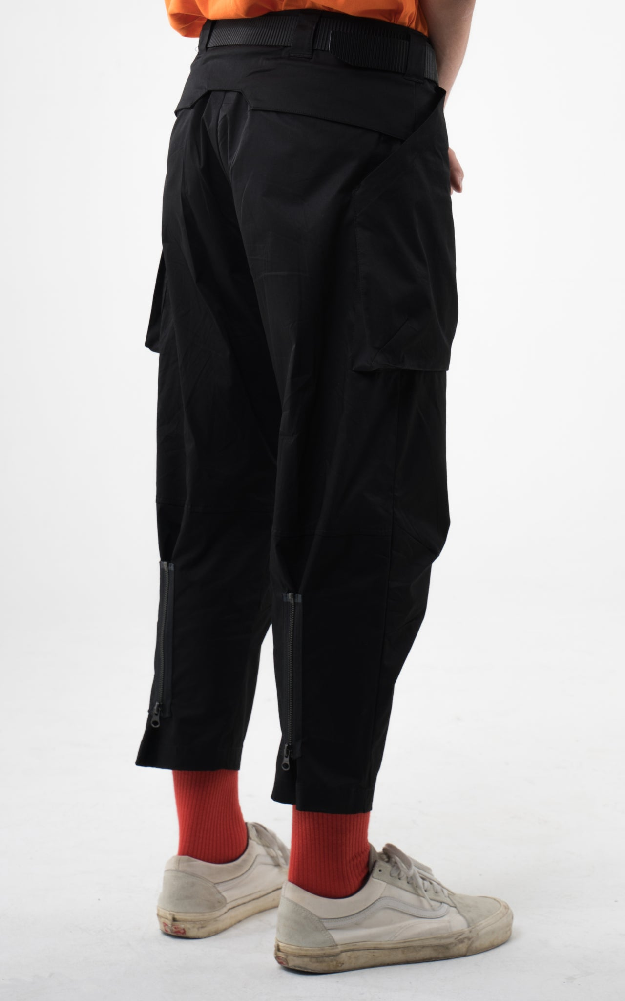 "2. ""Capacity"" Cropped Pants"