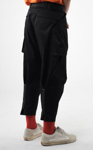 "1. ""Capacity"" Cropped Pants"