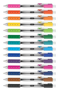 TUL Retractable Gel Pens