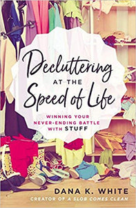 Decluttering at the Speed of Light