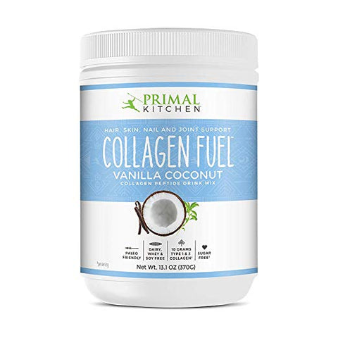 Primal Kitchen Collagen Fuel Protein Mix: Vanilla