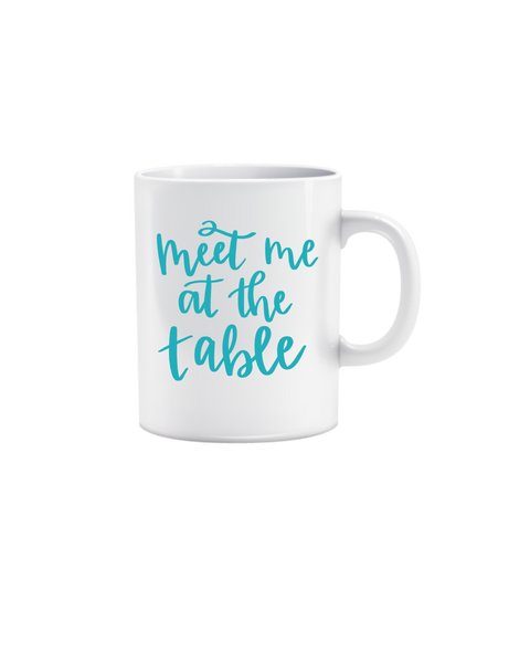 The Turquoise Table Coffee Mugs