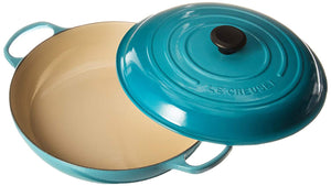 Le Creuset Signature 5-Quart Braiser