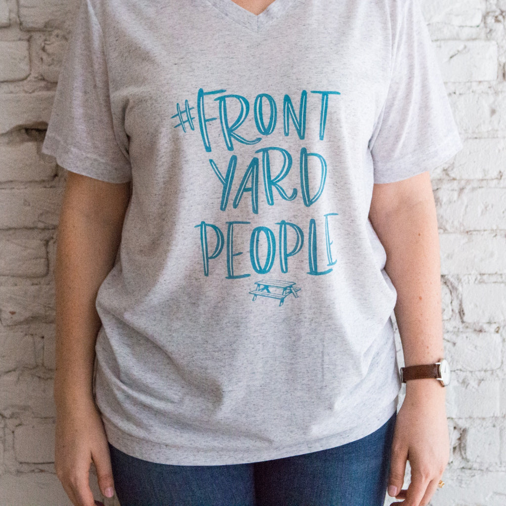 Front Yard People T-Shirt