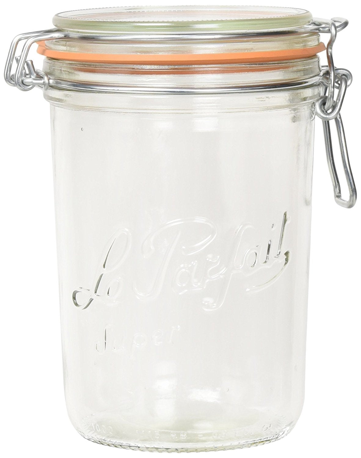 Wide Mouth French Canning Jars for Cold Brew (2 jars)