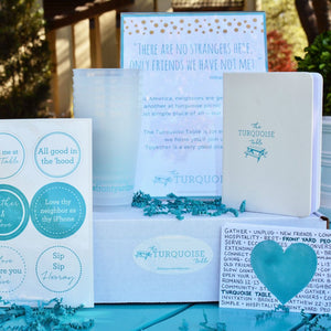 The Turquoise Table Starter Kit