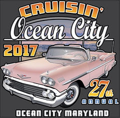 2017 Cruisin Ocean City