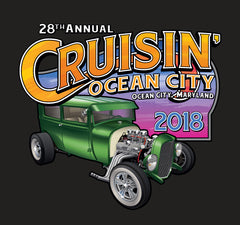 2018 Cruisin Ocean City