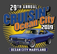 2019 Cruisin Ocean City