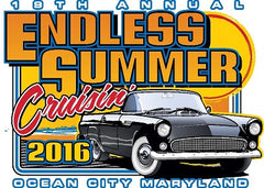 2016 Endless Summer Cruisin Ocean City