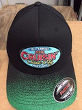 2016 Cruisin official car show event hat black and green Ocean City Maryland