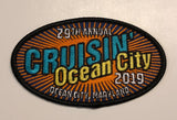 2019 Cruisin Ocean City Hat Patch, Ocean City, Maryland