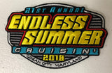 2018 Endless Summer Cruisin Ocean City Hat Patch, Ocean City, Maryland