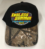 2018 Cruisin Endless Summer official car show event black and camo hat Ocean City MD