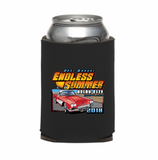 SALE - 2018 Endless Summer Cruisin Ocean City official car show event can coolie (pack of 2)