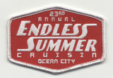 2020 Endless Summer Cruisin Ocean City Hat Patch, Ocean City, Maryland