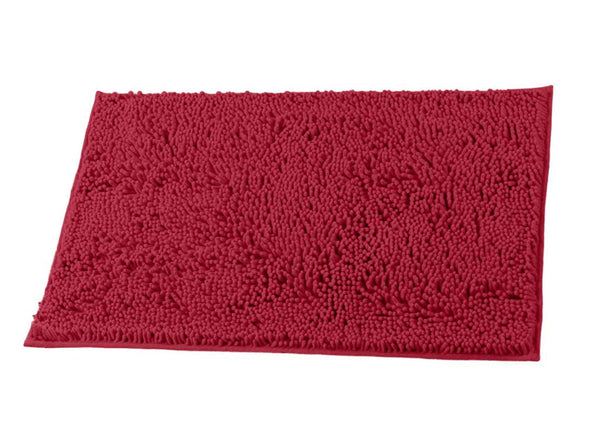 CHENILLE - Microfiber Bath Mat  - Available in Colours