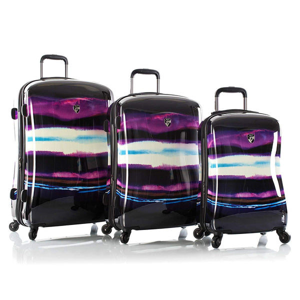 HEYS - Viola Hardside 3 Piece Spinner Set