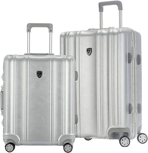 TRAVELERS CLUB - Donna 2-Piece Aluminum Spinner Set