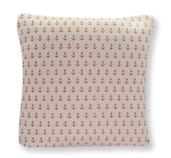 SIGNATURE DESIGN - Nautical Anchor Decorative Pillow