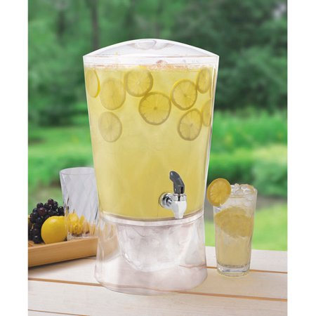CREATIVEWARE - 3 Gallon Acrylic Beverage Dispenser
