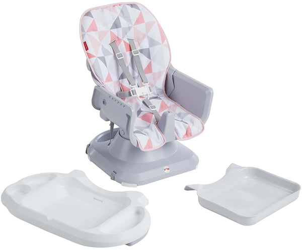 FISHER PRICE - Space Saver High Chair - Rosy Windmill