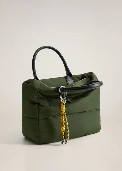 MANGO - Technical Fabric Bag