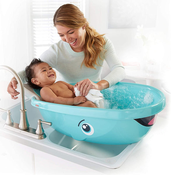 FISHER PRICE - Whale Of A Tub