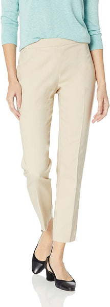 CHAUS - Courtney Side Zip Ankle Pant