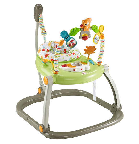 FISHER PRICE - Woodland Friends Space Saver Jumperoo