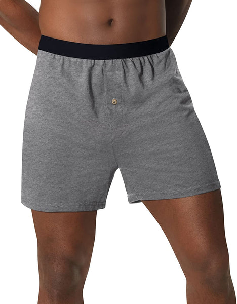 HANES -Knit Boxer - 5Pack