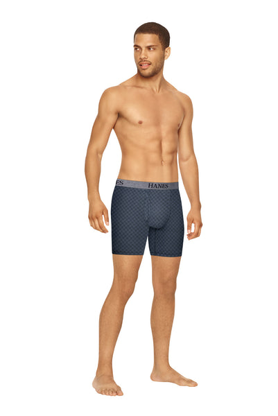 HANES - Stretch Boxer Brief - 4Pack