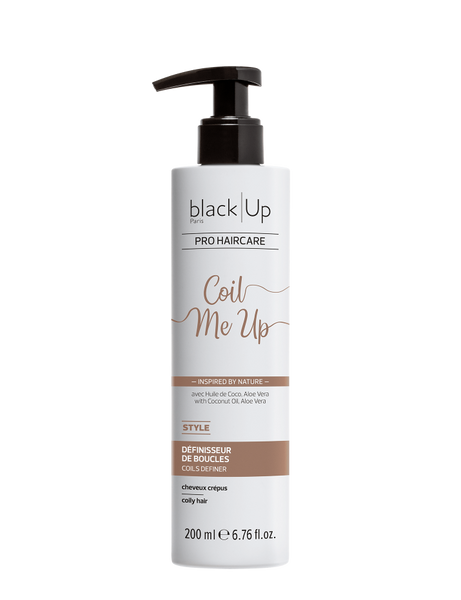 BLACKUP - Coil Me Up - Coils Definer