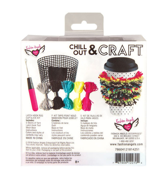 FASHION ANGELS - Chill Out and Craft Kit